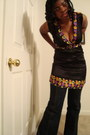 Dress-jeans