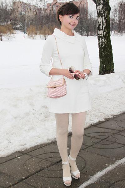 vintage bag - asos heels