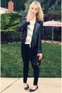 Black-urban-outfitters-jacket-white-young-fabulous-broke-t-shirt-black-joe