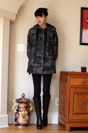 Laikonhu coat - American Apparel - - Vera Wang for Kohls