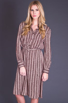 Vintage Diane von Furstenberg Shirt Dress