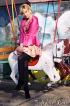 Andra Andreescu dress - Andra Andreescu blazer