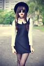 Ankle-boots-udobuy-boots-indressme-dress-oasap-hat-round-sunglasses