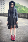Jeffrey-campbell-boots-choies-dress-oasap-hat-sheinside-jacket