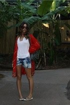 Levis jeans - American Apparel t-shirt - vintage from Ebay jacket - f21 shoes