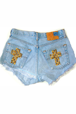 the pretty junk shorts