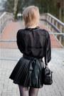 Black-dr-martens-shoes-black-hm-blouse-black-hm-skirt-black-zara-belt
