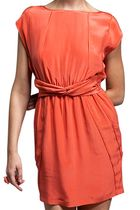 orange MM Couture by Miss Me dress