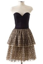 Black-lanvin-top-brown-lanvin-skirt