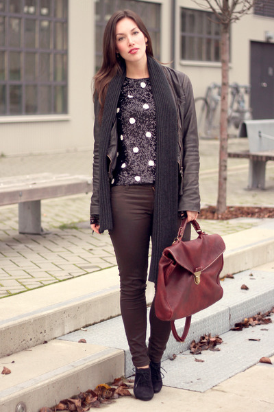 Dark-brown-coated-james-jeans-jeans-gray-leather-twenty8twelve-jacket