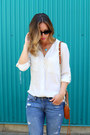 Blue-boyfriend-jeans-abercrombie-and-fitch-jeans-white-blouse-h-m-shirt