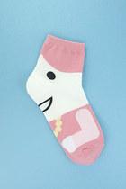 Pink TPRBT Socks