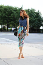 Wear the Graphic Prints Trend