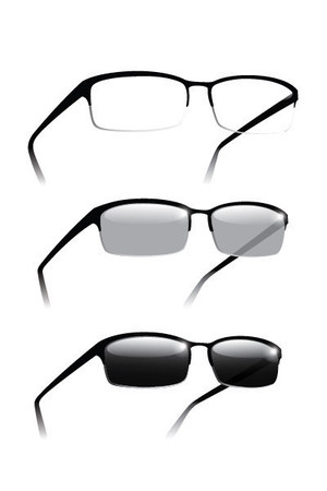 Transitions Lenses glasses