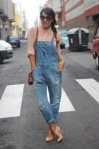 Zara romper - Zara heels