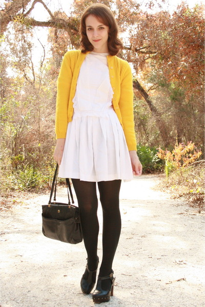 yellow httpstoresebaycomTwitchVintage cardigan - white httpstoresebaycomTwitchVi