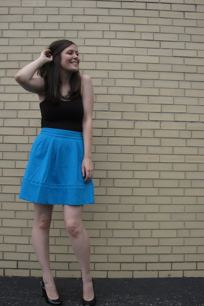 blue Marc by Marc Jacobs skirt