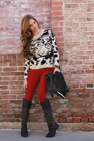 black UrbanOG boots - black UrbanOG jacket