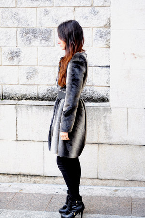 faux fur Boret coat