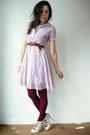 Pink-vintage-dress-light-pink-slip-floral-vintage-dress-maroon-anthropologie
