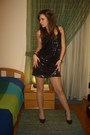 Black-zara-shoes-black-bsb-dress