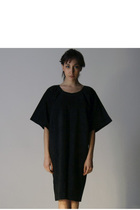Black-kenzo-dress