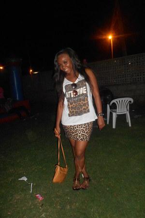 RT bag - RT skirt - RT blouse