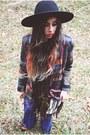 Poppy-catarzi-hat-patchwork-vintage-jacket