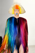Jeremy Scott cape