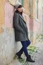 Dark-gray-warehouse-boots-charcoal-gray-zara-coat-blue-zara-jeans