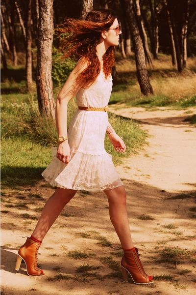Zara dress - asos heels