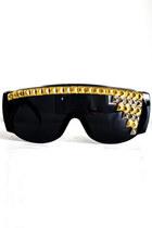 Vile Broccoli Fur sunglasses