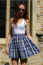 Blue-vintaholic-skirt
