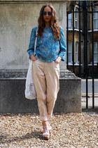 Eggshell-paul-costelloe-jeans