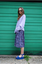 Light-purple-country-collection-skirt