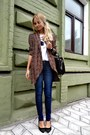 Navy-mango-jeans-black-michael-kors-bag-black-asoscom-heels