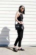 black 6ks pants