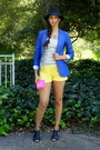 Payless-shoes-joppa-boutique-hat-h-m-blazer-lola-boutique-shorts
