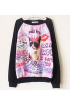 Wmyu-sweatshirt