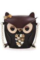 *free ship* owl bag