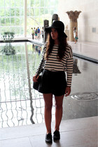 Zara shorts - olive t-shirt