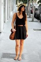 Zara skirt - & other stories hat - Zara top