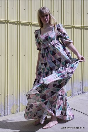 pink Wallflower Vintage dress