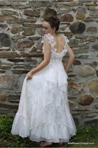 white Wallflower Vintage dress