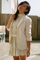 Express blazer - vintage blouse