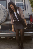 Comax sweater - Nine West shoes - H&M sunglasses