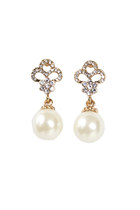 CLARISA PEARL EARRINGS