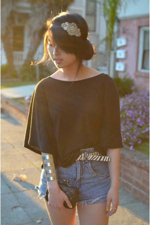 StyleMint top - purse
