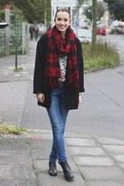 casual Primark scarf