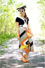 Light-orange-clutch-leather-danier-purse-white-aldo-sunglasses